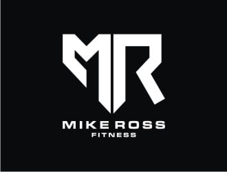 MIKE ROSS FITNESS  logo design