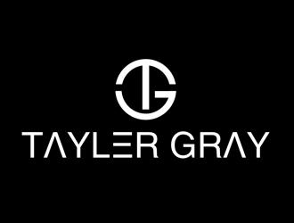 Tayler Gray logo design