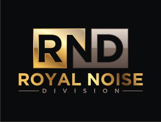 Royal Noise Division logo design