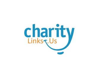 CharityLinks.Us logo design