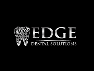 edge dental solutions logo design