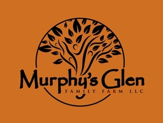 Murphys Glen Family Farm LLC logo design