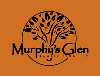 Murphys Glen Family Farm LLC logo design