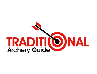 Traditional Archery Guide logo design