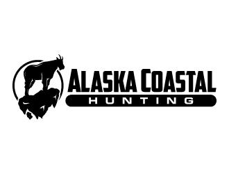 Alaska Coastal Hunting logo design