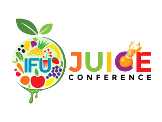 Juice Conference logo design