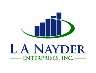 LA Nayder Enterprises, Inc. logo design