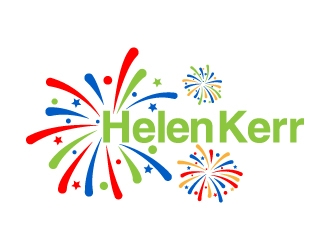 Helen Kerr logo design