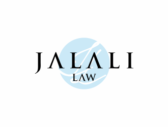 JALALI LAW logo design
