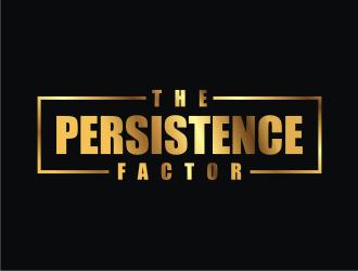 The Persistence Factor logo design