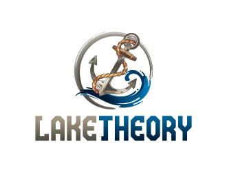 Lake Theory logo design