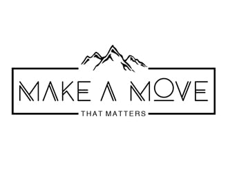 Make A Move logo design