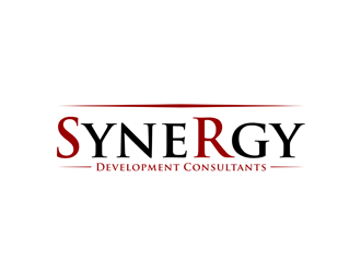 Synergy Development Consultants logo design