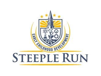 Steeple Run  logo design