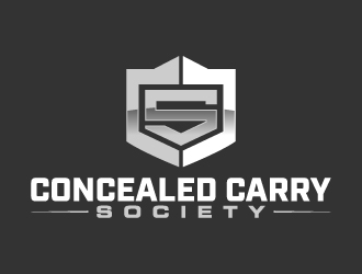 Concealed Carry Society logo design