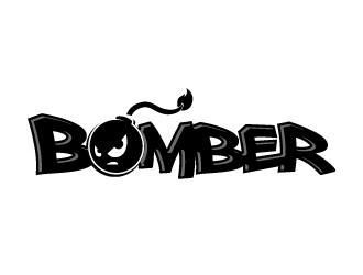 Bomber logo design