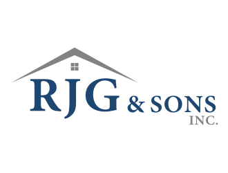 RJG & Sons, Inc. logo design
