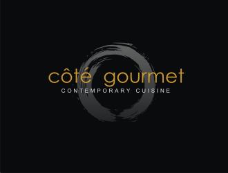 cote gourmet logo design