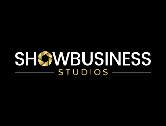 Showbusiness logo design