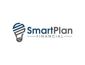 SmartPlan Financial logo design