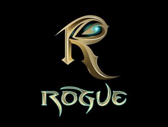 La Rogue logo design
