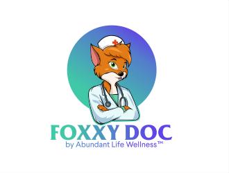 Foxxy Doc logo design