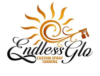Endless Glo logo design