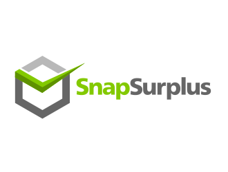 SnapSurplus logo design