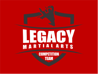 Legacy Martial Arts logo design