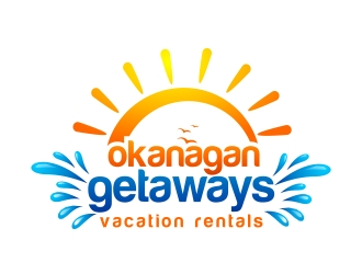 Okanagan Getaways logo design