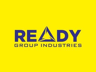 Ready Group Industries  logo design