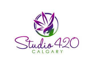 Studio 420 Calgary logo design