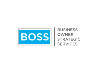 Business Owner Strategic Services  or (B.O.S.S.) logo design by sheila valencia