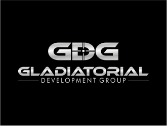 Gladiatorial Development Group logo design