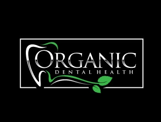 Organic Dental Health logo design