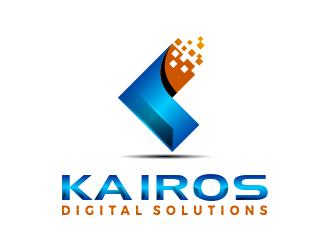 Kairos Digital Solutions  logo design