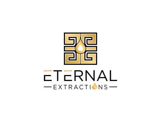 Eternal Extractions logo design