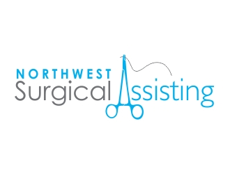 Northwest Surgical Assisting logo design