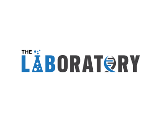 The Laboratory  logo design