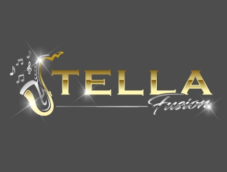 Stella Fusion logo design