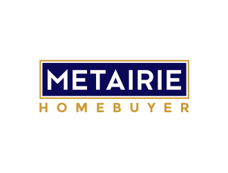 Metairie HomeBuyer logo design