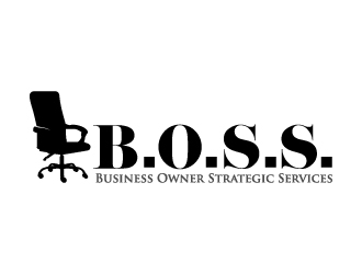 Business Owner Strategic Services  or (B.O.S.S.) logo design by jaize