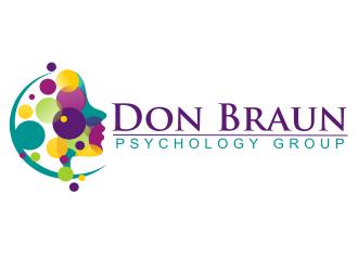 Don Braun Psychology Group logo design