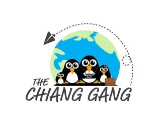 The Chiang Gang logo design