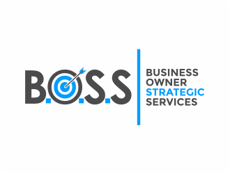 Business Owner Strategic Services  or (B.O.S.S.) logo design by mutafailan