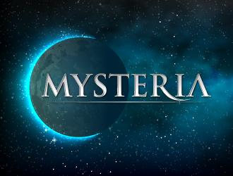 Mysteria logo design