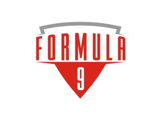 Formula 9 logo design