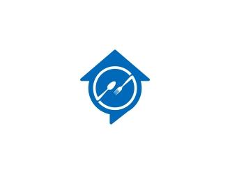 HomeRnB (Home Restaurant and Bar) logo design
