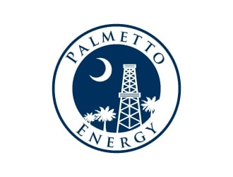 Palmetto Energy logo design