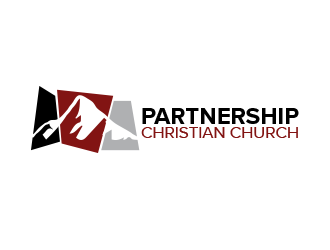 Partnership Christian Church logo design